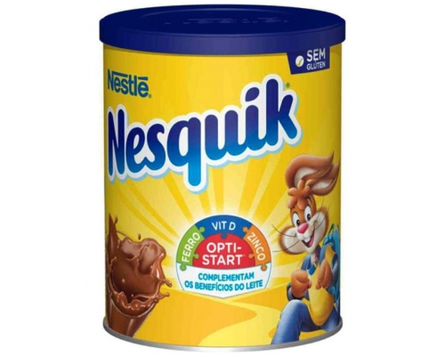 Achocolatado Pó Solúvel Nesquik 400 Gr