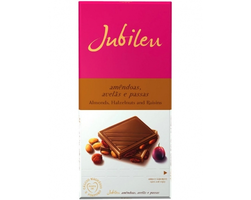 Jubileu Almonds, Hazelnuts and...