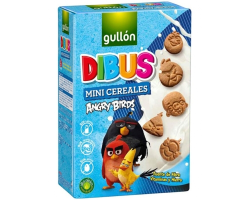 Bolachas Dibus Angry Birds Mini...