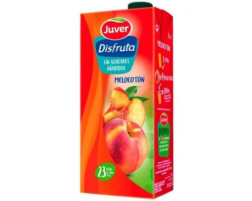 Juver Disfruta Peach Juice 1 L