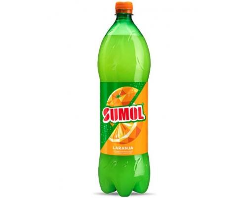 Refresco Naranja Sumol 1,5 L Refrescos Frutas Sumol