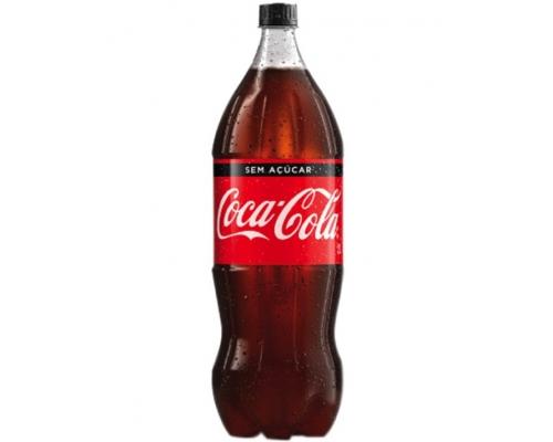 Refresco Coca Cola Zero Sin Azúcar 1,5 L Cola Coca Cola