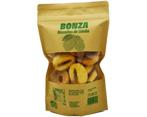 Biscoitos Limão Bonza 200 Gr