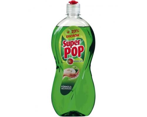 Super Pop Washing Up Liquid Apple 700 Ml