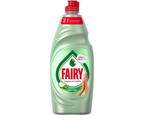 Detergente Loiça Manual Aloe Vera...