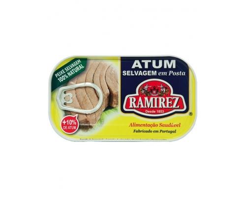 Ramirez Tuna Chunks Vegetable Oil 120 Gr