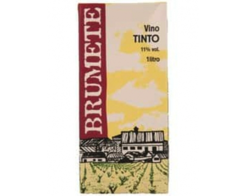 Brumete Red Table Wine 1 L