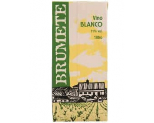 Brumete White Table Wine 1 L