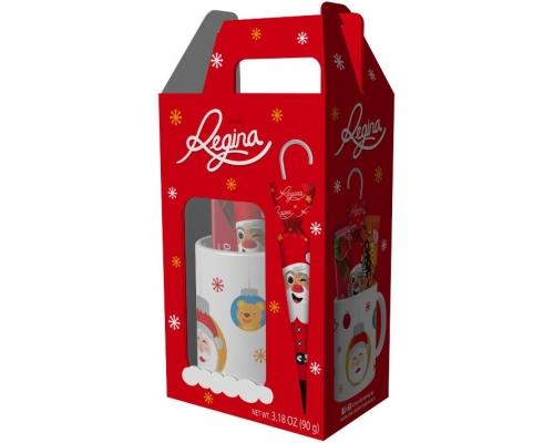 Regina Chocolates Christmas Mug 90 Gr