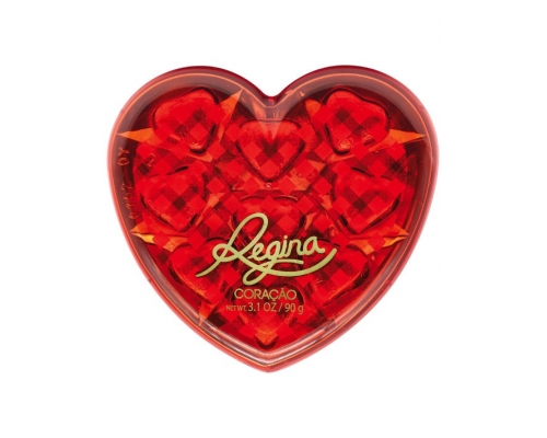 Regina PVC Sweet Heart Milk Chocolate...