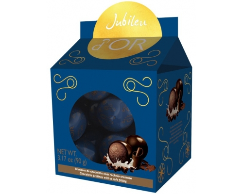 Jubileu d'OR Milk Chocolate Pralines...