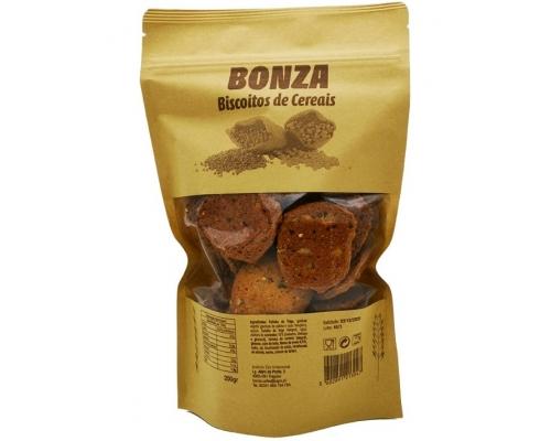 Bonza Cereals Biscuits 200 Gr