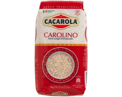 Arroz Carolino Caçarola 1 Kg