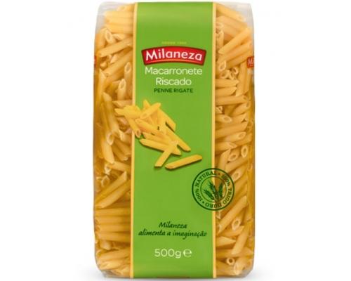 Milaneza Penne Rigate Pasta 500 Gr
