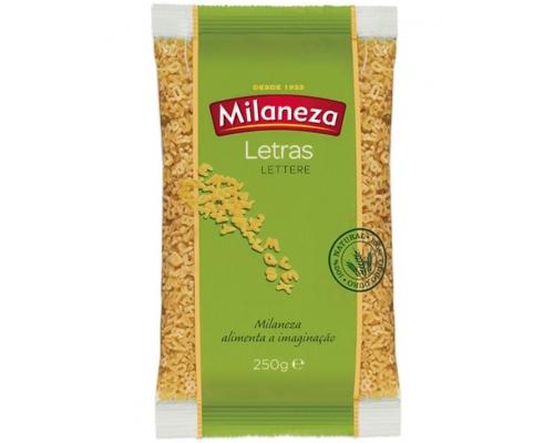 Milaneza Letters Pasta 250 Gr