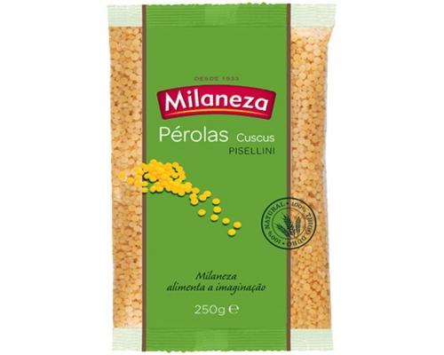 Massa Pérolas Cuscus Milaneza 250 Gr