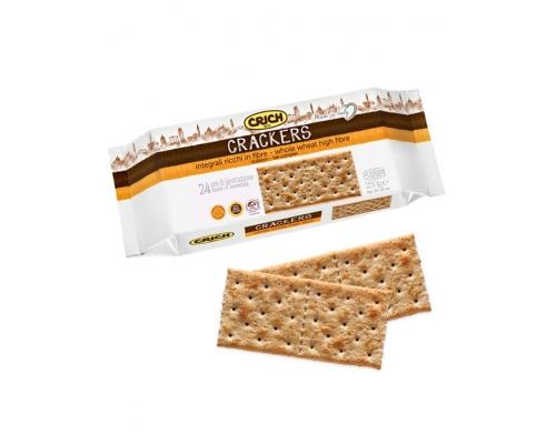 Crich Crackers Whole Wheat 250 Gr