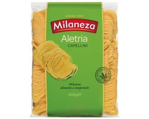 Milaneza Capellini Pasta 500 Gr