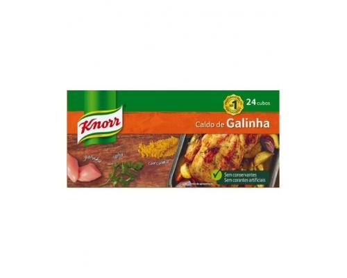 Knorr Chicken Stock Cubes 24 Un