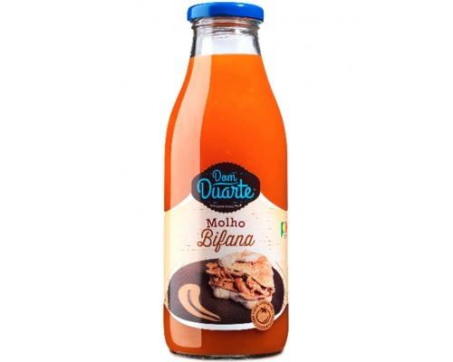 Dom Duarte Bifana Sauce 500 Gr
