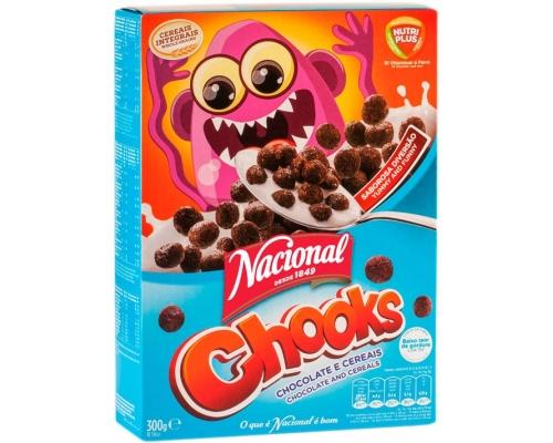 Nacional Cereal Chooks 300 Gr