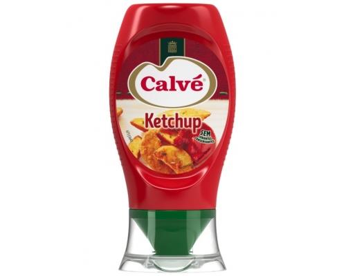 Calvé Tomato Ketchup Top Down 275 Gr