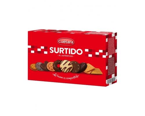 Cuétara Sweet Biscuit Assortment 210 Gr