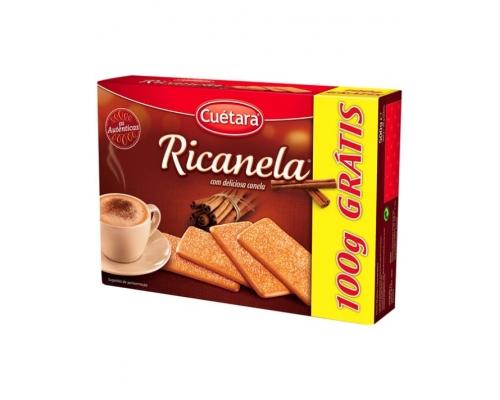 Cuétara Ricanela Cinnamon Biscuits...