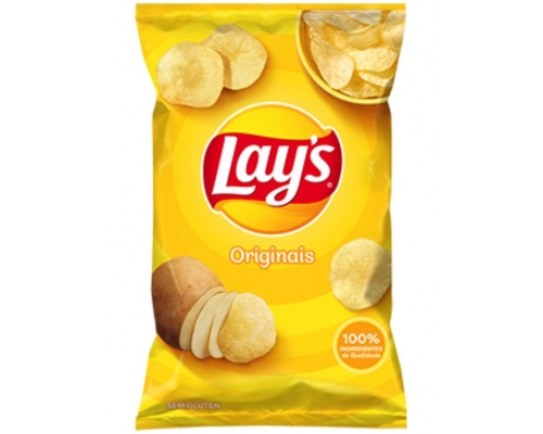 Lay's Ready Salted Crisps 140 Gr