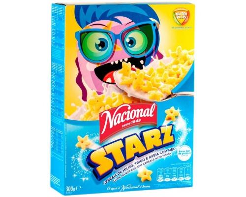 Nacional Cereal Starz 300 Gr