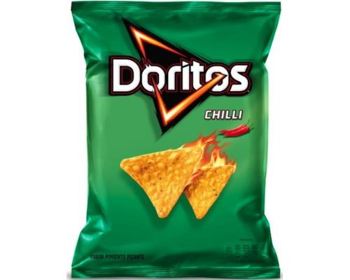 Doritos Chilli Pepper Tortilla Chips...