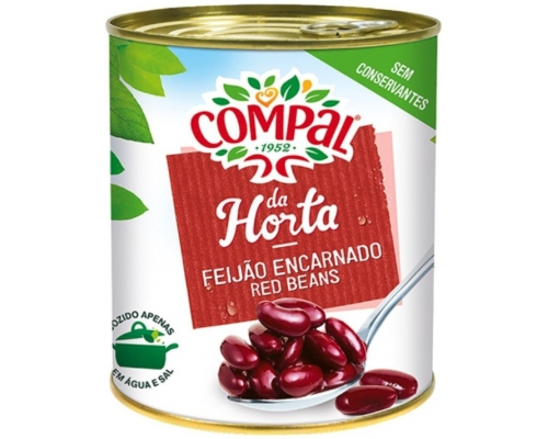 Compal Red Kidney Beans In Water 845 Gr