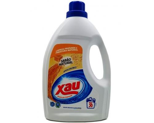 Xau Natural Soap Liquid Laundry...