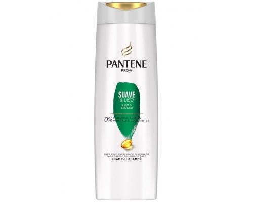 Pantene Smooth & Sleek Shampoo 380 Ml