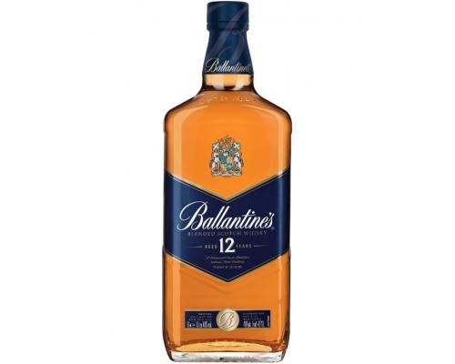 Whisky Blended Escocés 12 Años Ballantine's 0,70 L Whisky