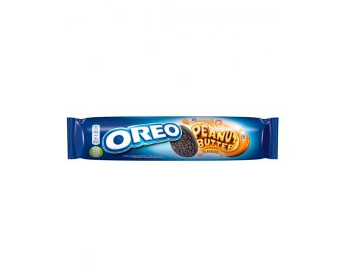 Bolachas Manteiga Amendoim Oreo 154 Gr
