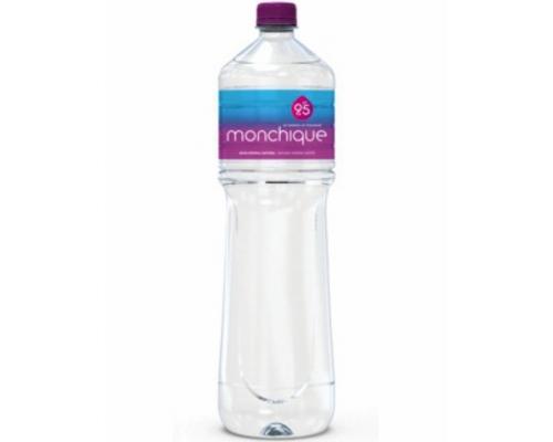 Água Mineral Natural Monchique 1,5 L Água sem Gás Natural Monchique
