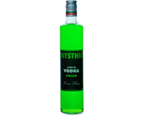 Bebida Espirituosa de Vodka Melón Mysthic 0,70 L Vodka Mysthic