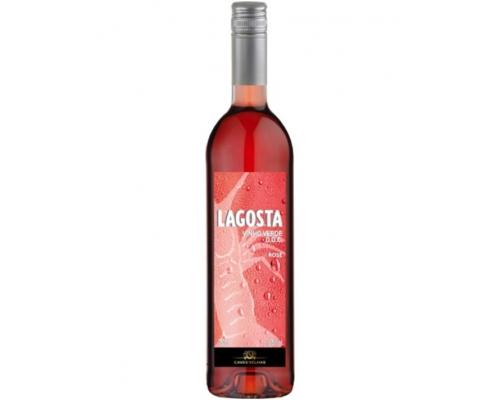 Vino Verde Rosado Lagosta 0,75 L Vino Verde Rosado Lagosta