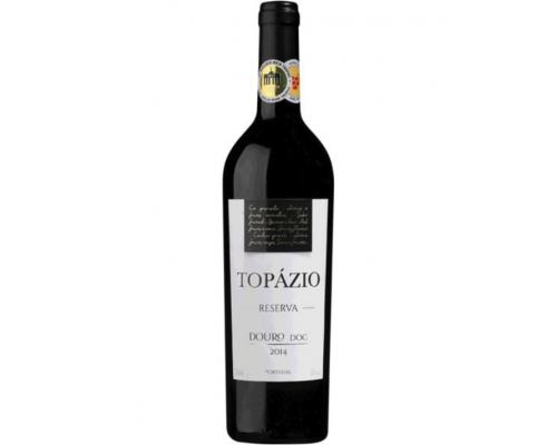 Vino Tinto Douro Reserva Topázio 0,75 L Vino Tinto Douro Topázio