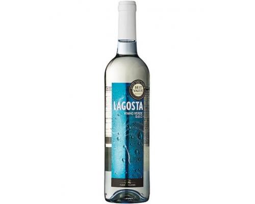 Vino Verde Blanco Lagosta 0,75 L Vino Verde Blanco Lagosta
