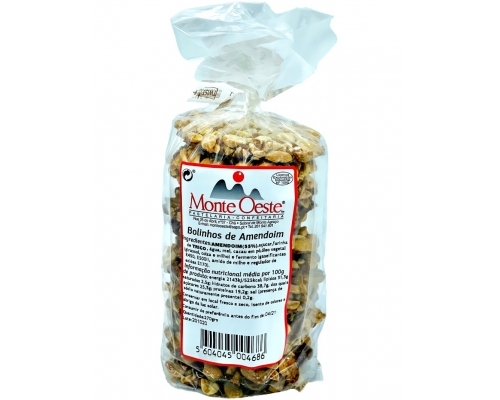Pastelaria Monte Oeste Crispy Peanut...