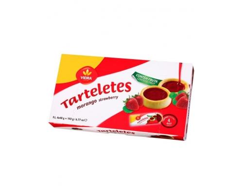 Vieira de Castro Strawberry Tartlets...