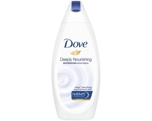 Gel Banho Deeply Nourishing Dove 750 Ml Gel de Banho Dove