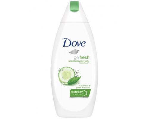 Gel de Ducha Go Fresh Cucumber Dove 750 Ml Gel de Ducha Dove