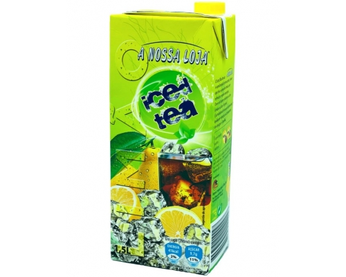 Iced Tea Limão A Nossa Loja 1,5 L Iced Tea e Tisanas A Nossa Loja