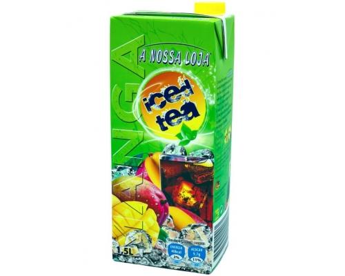 Iced Tea Manga A Nossa Loja 1,5 L Iced Tea e Tisanas A Nossa Loja
