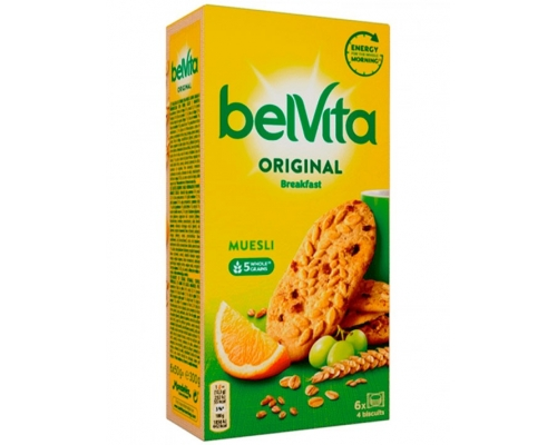 Belvita Muesli Breakfast Biscuits 300 Gr