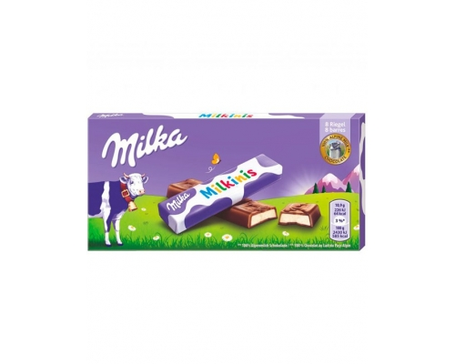 Barritas Chocolate Milkinis Milka...