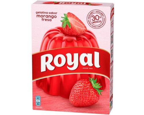 Royal Strawberry Jelly 114 Gr
